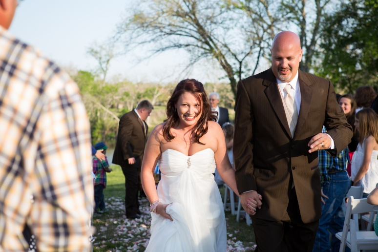 Jessica_Outdoor wedding_Georgetown TX
