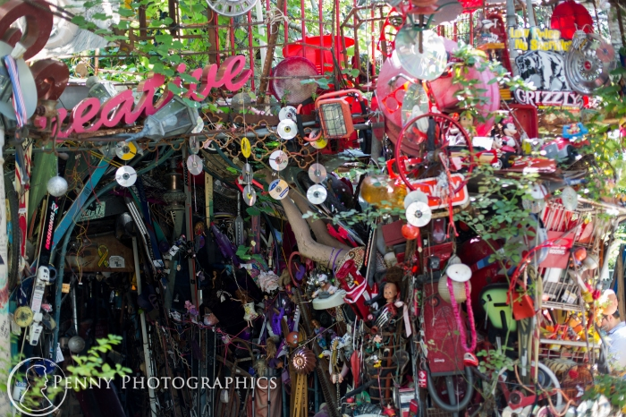 Austin Cathedral Of Junk-17
