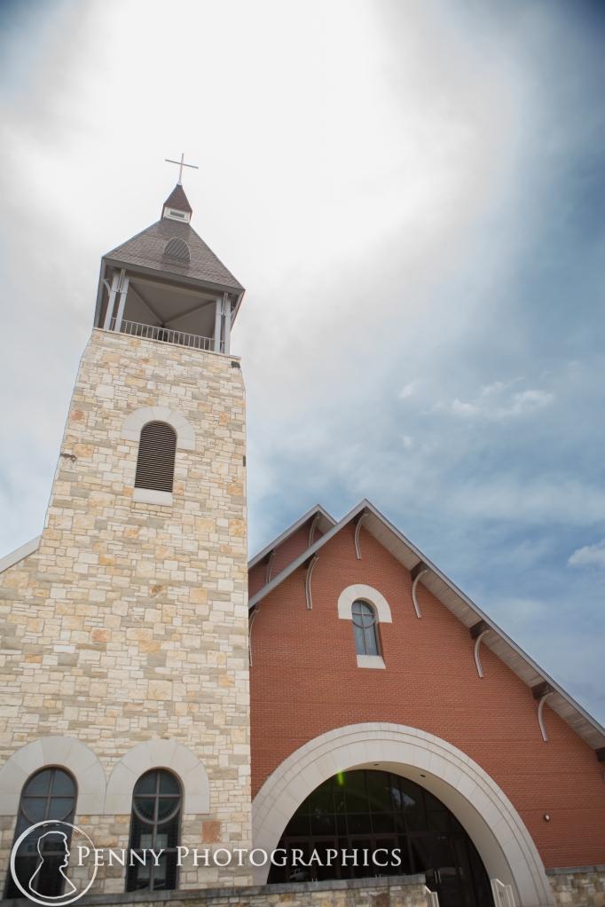 First Baptist Church in Georgetown, TX