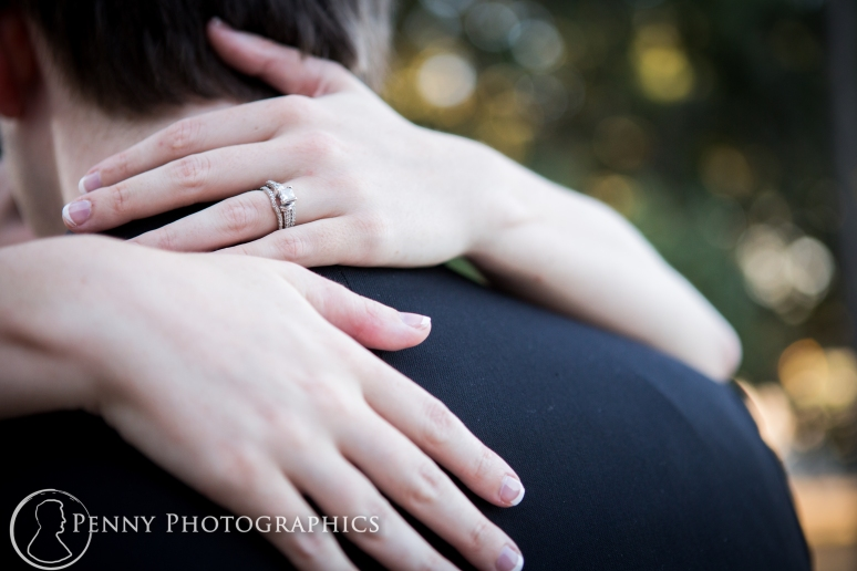 upclose ring portrait