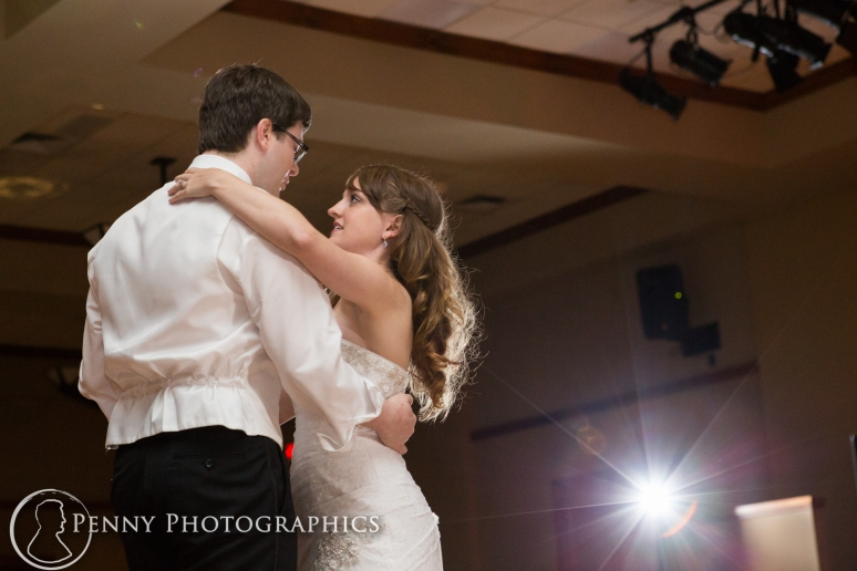 First dance at Sun City Ballroom, Georgetown TX