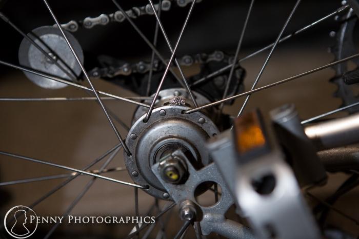 Ring on bike