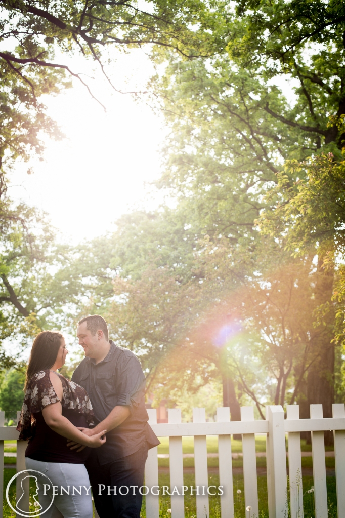 outdoor engagement photography Minneapolis