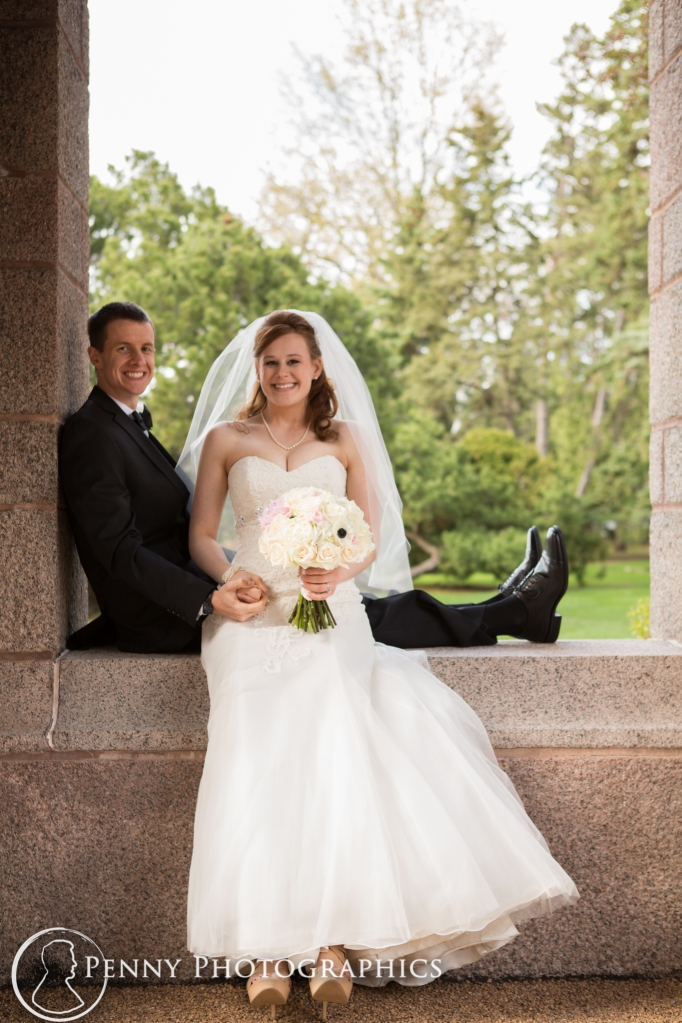 bride and groom portraits at wedding Minneapolis