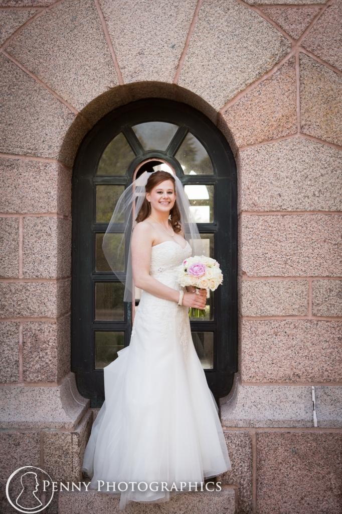 Bridal portraits in Minneapolis
