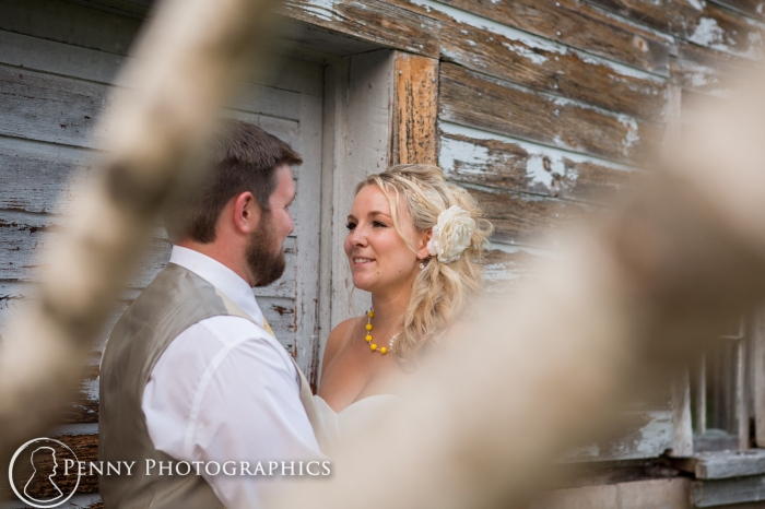 bride and groom photography by Penny Photographics