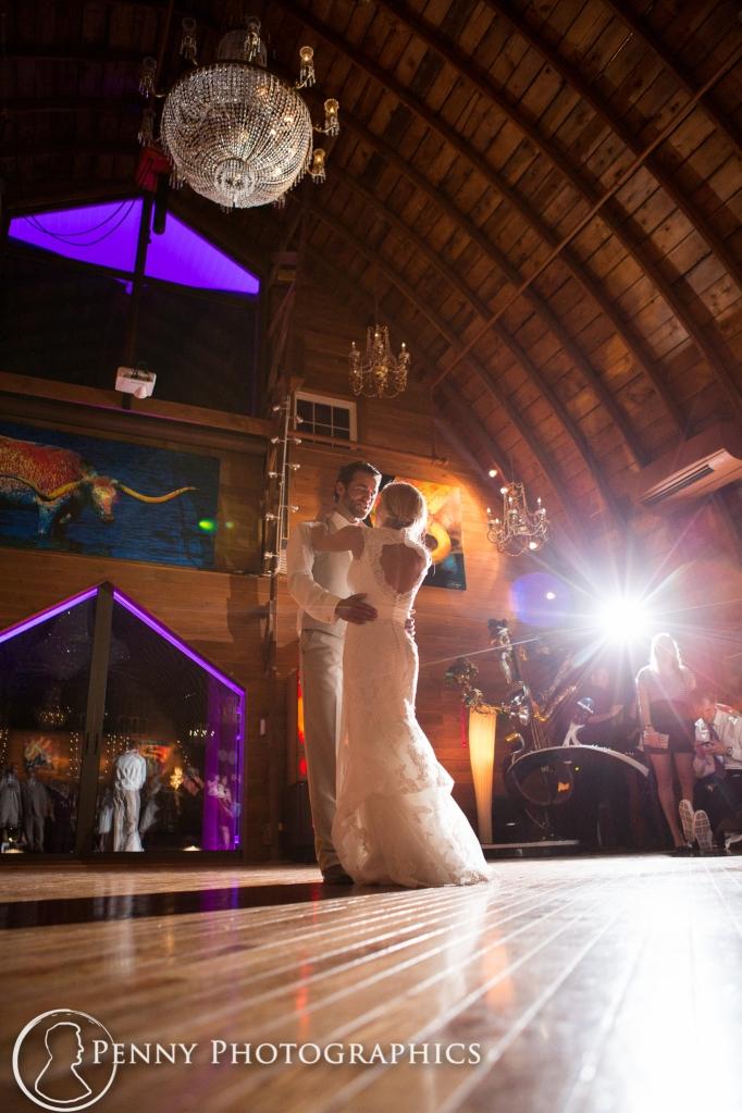 bride-groom-dance-Green-Acres-Barn