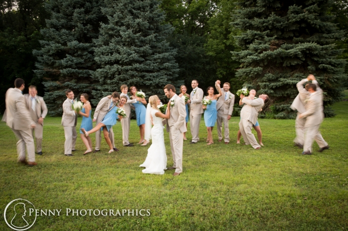 wedding-party-dancing-outside-park