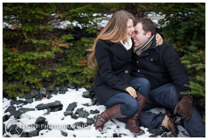 Winter-engagement